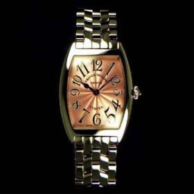 new styles 11885 0f1f0 フランクミュラー トノウカーベックス レディース 1752QZ コピー 腕時計