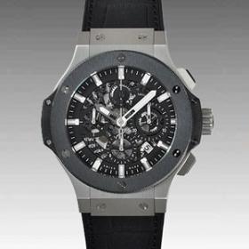 timeless design 75500 12cc0 ウブロ ビッグバン アエロバン スチールセラミック 311.SM.1170.GR 通販 コピー 腕時計