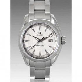 cheap for discount 5fcfa d8c51 オメガ シーアクアテラクォーツ 231.10.30.61.02.001 コピー 腕時計