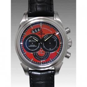 on sale 8eaa1 87f3a オメガ デビルコーアクシャル クロノスコープ 4851-6131 コピー 腕時計