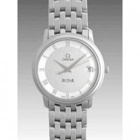 best service f2ceb eb7e9 オメガ デビルプレステージ 4510-33 コピー 腕時計