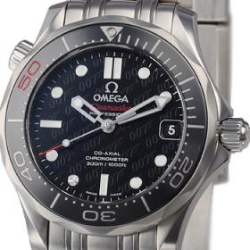 brand new 3611b a83ba ブランド オメガ 人気 シー プロフェッショナル コーアクシャル 007ジェームズボンド 212.30.36.20.51.001 時計