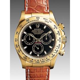 quality design 59941 10cef ロレックス人気 デイトナ 革ベルト116518 スーパーコピー 時計