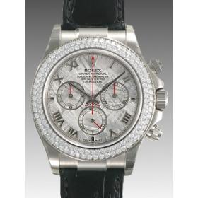 timeless design 98663 b591f 新品 ロレックス人気 デイトナ 116589RBR スーパーコピー 時計