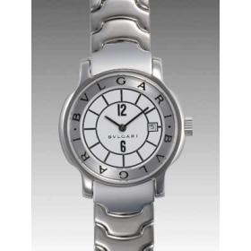 wholesale dealer bd2f3 abb31 ブルガリ ソロテンポST29WSSD 時計 コピー