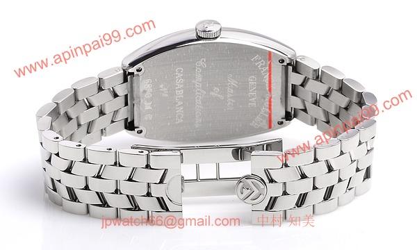 フランクミュラー 6850CASAMC コピー 時計[3]