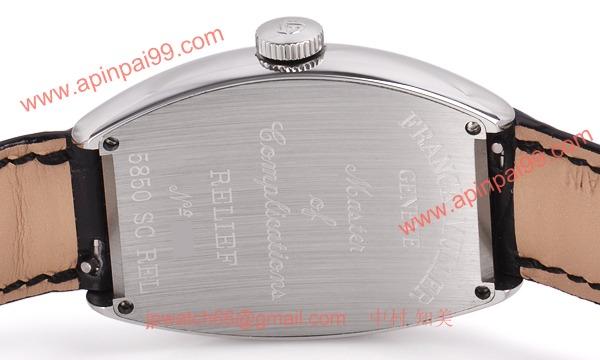 フランクミュラー 5850SC RELIEF-1 コピー 時計[2]