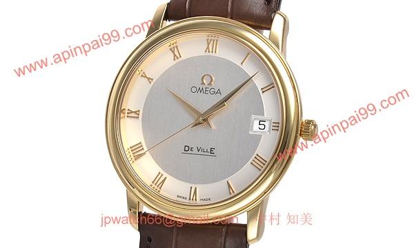 オメガ 4610.32.02 コピー 時計