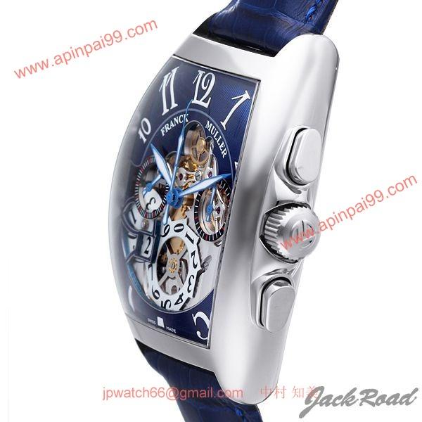 フランクミュラー 8083CCGDFOAC BLUE コピー 時計[1]