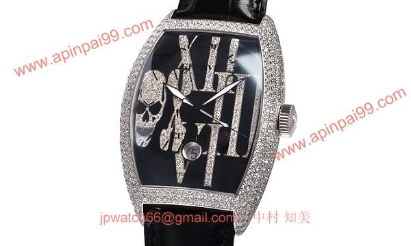 フランクミュラー 8880SCDTGOTHDCD1 コピー 時計