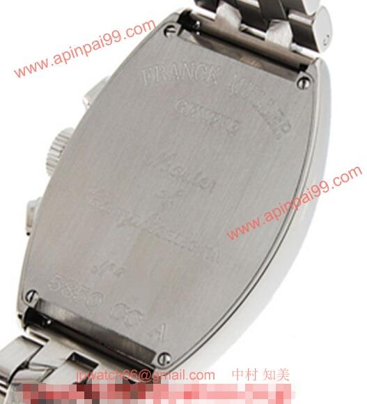 フランクミュラー 5850CCA OAC コピー 時計[2]