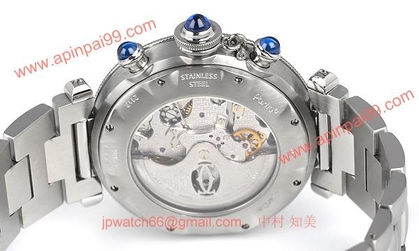 カルティエ W31030H3 コピー 時計[2]