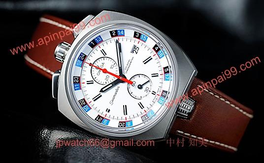 オメガ 225.12.43.50.04.001 コピー 時計