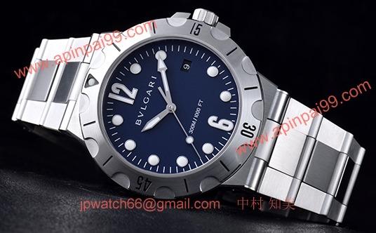 ブルガリ SAP102586 スーパーコピー 時計