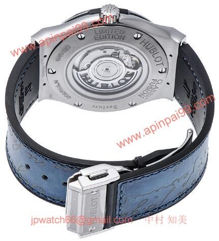 ウブロ 511.NX.050B.VR.BER16 スーパーコピー 時計[2]