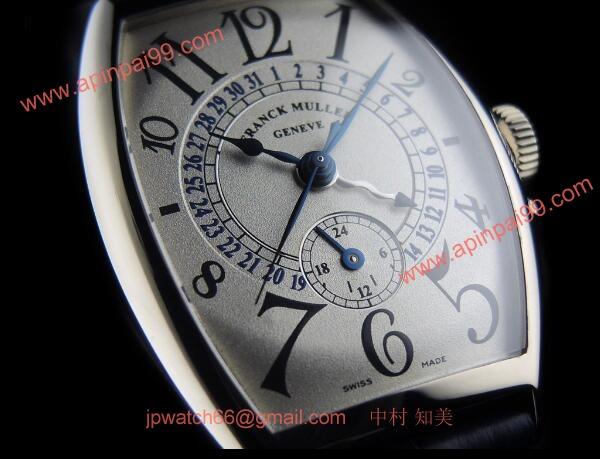 フランクミュラー 5850Q24-OG-White スーパーコピー 時計[3]