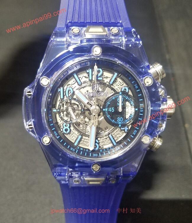 ウブロ 411.JL.4809.RT スーパーコピー 時計