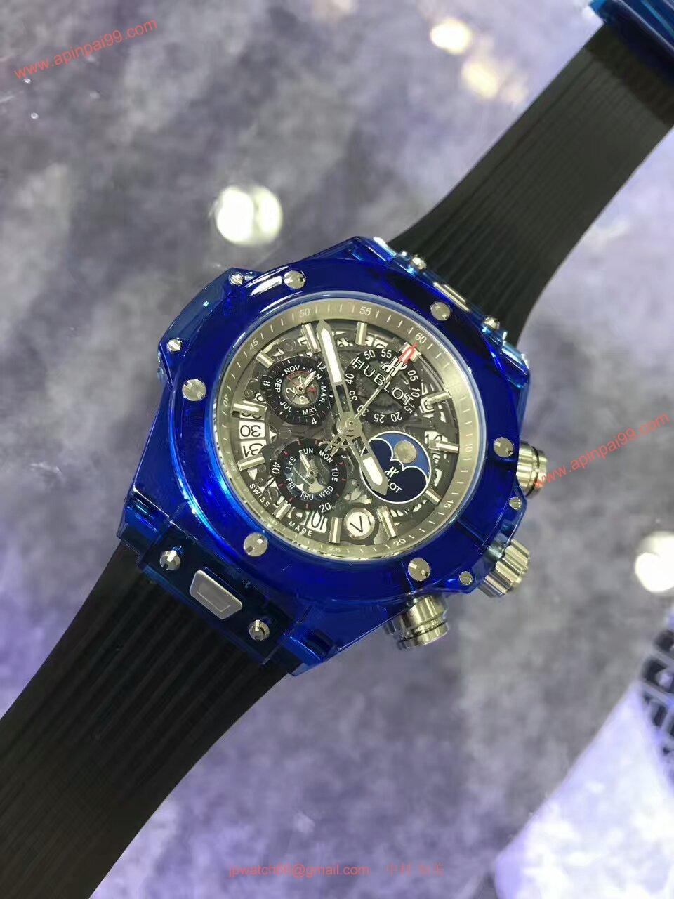 ウブロビッグ・バン 406.JX.0120.RTコピー時計[3]