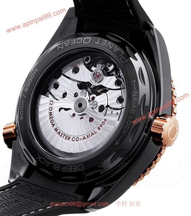 オメガ 215.63.46.22.01.001 スーパーコピー 時計[2]