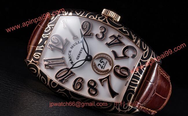 フランクミュラー 8880ATCERABC25TH-5H スーパーコピー 時計
