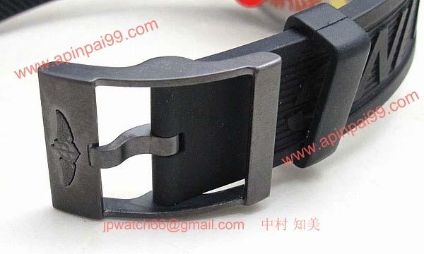 (BREITLING)腕時計ブライトリング 人気 コピー アベンジャースカイランドブラックスティール M338B64DPB