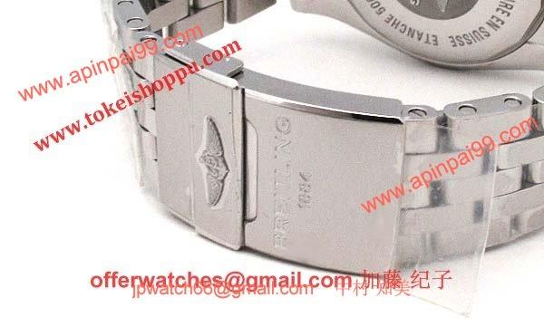 (BREITLING)腕時計ブライトリング 人気 コピー クロノマットB01 A011G85PA