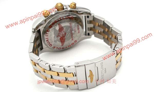 (BREITLING)腕時計ブライトリング 人気 コピー クロノマットB01 C011B68PAC