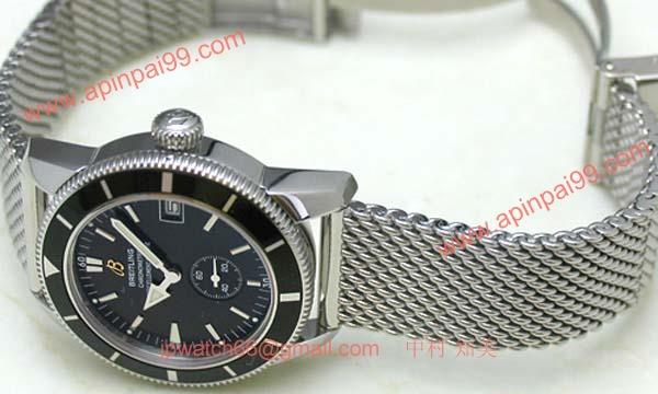 size 40 dfe4e c0444 ブライトリング 人気 スーパーオーシャンヘリテージ38 A372B69OCA コピー 腕時計