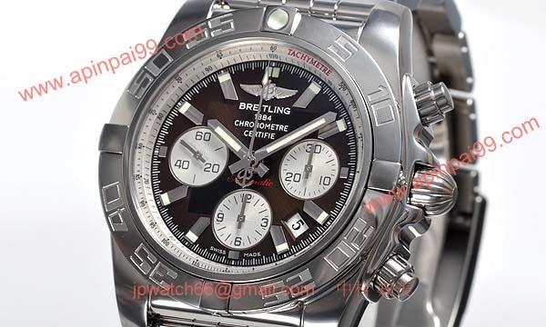 (BREITLING)腕時計ブライトリング 人気 コピー クロノマットB01 A011Q75PA