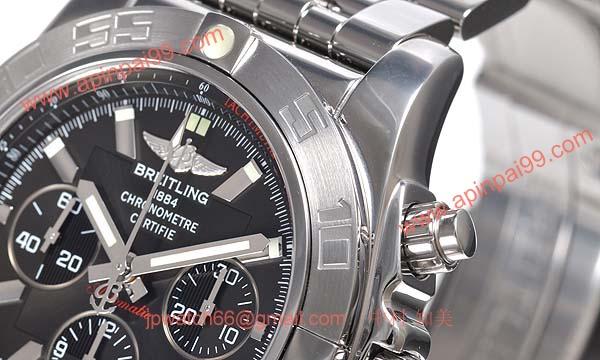 (BREITLING)腕時計ブライトリング 人気 コピー クロノマットB01 A012M24PA