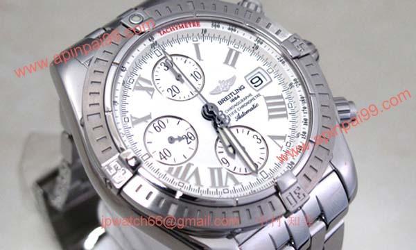 ブライトリング 時計 コピー クロノマットエボリューション A156A53PA