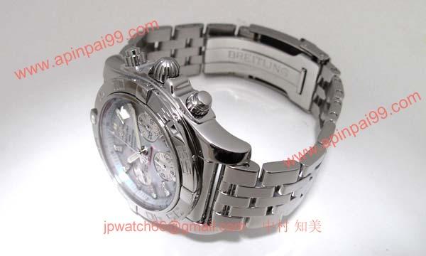 (BREITLING)腕時計ブライトリング 人気 コピー クロノマットB01 A011G86PA