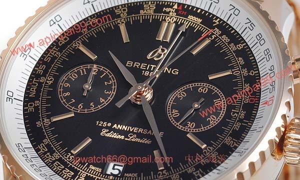 ブライトリング 時計 コピー ナビタイマー 125周年記念 R262B45ARR