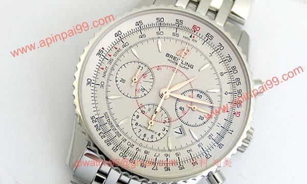 (BREITLING)腕時計ブライトリング 人気 コピー モンブリラン A417G34NP