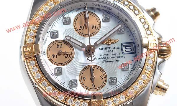 (BREITLING)激安ブランドコピー ブライトリング時計 クロノコックピット C1335853/A654