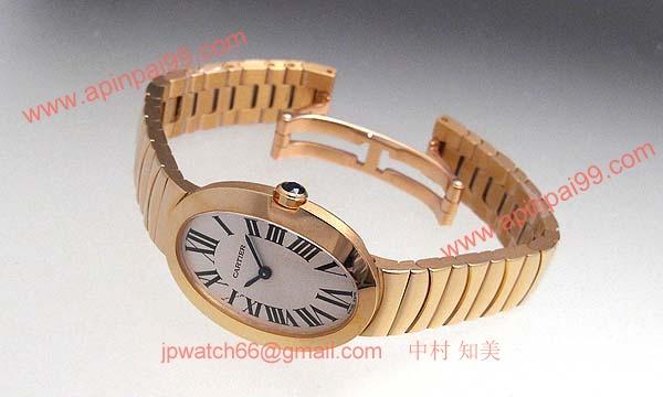 カルティエ時計ブランド 店舗コピー 激安 ベニュワール W8000008