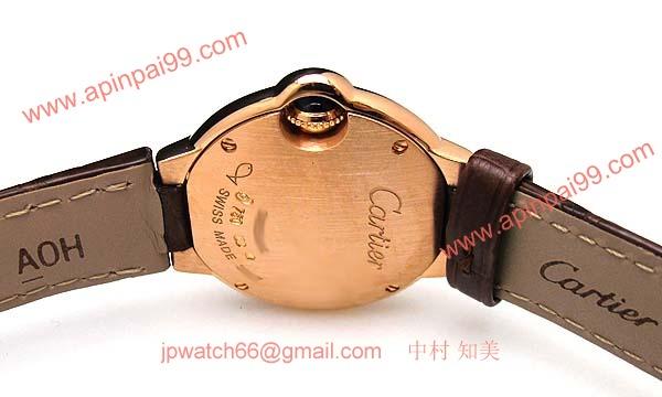 人気 カルティエ ブランド時計コピー 激安 バロンブルー SM W6900256