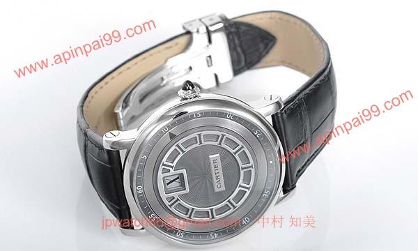 カルティエ時計ブランド 店舗 激安 ロトンド ドゥ カルティエ ジャンピングアワー W1553851