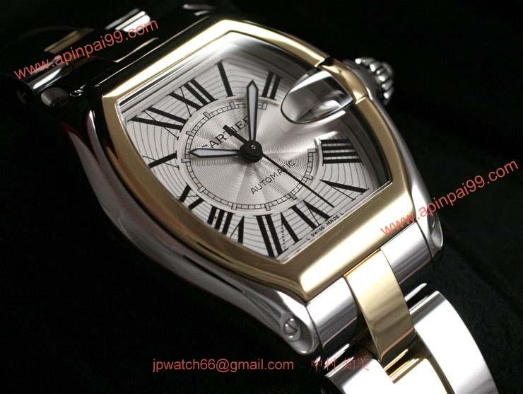 ブランド CARTIERカルティエ 時計コピー ロードスター クロノグラフ W62019X6