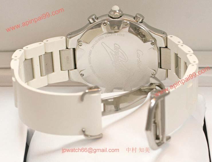 ブランド CARTIERカルティエ 時計コピー クロノスカフ W10184U2