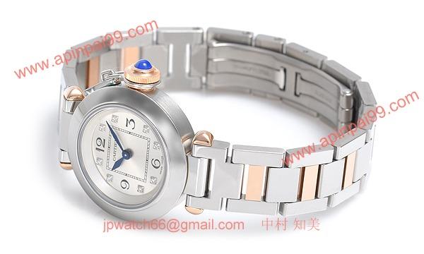 カルティエ時計コピー ミスパシャWJ124020