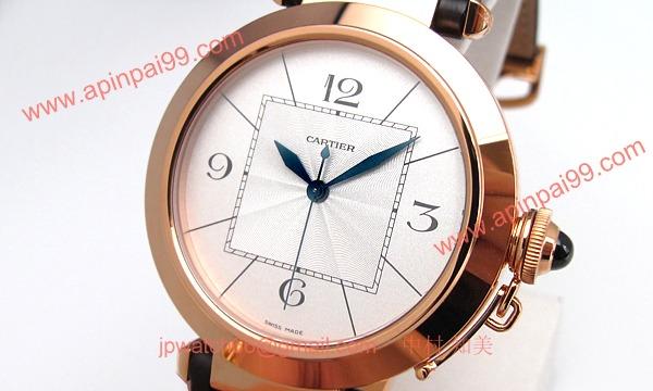 カルティエ時計コピー パシャ42mmW3019351