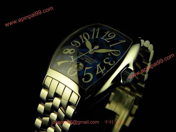 腕時計 コピー FRANCK MULLER フランクミュラー ブルームーン 7080SCDTBLUEMOON