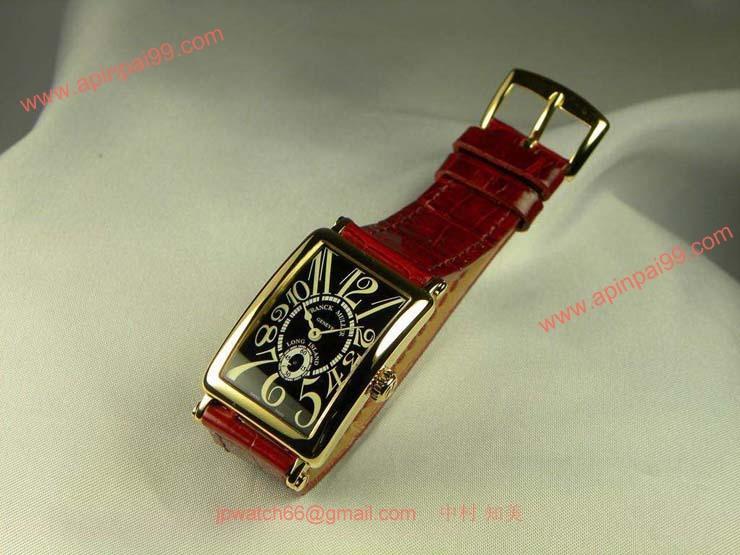 FRANCK MULLER フランクミュラー 偽物時計 ロングアイランド レディース 900S6