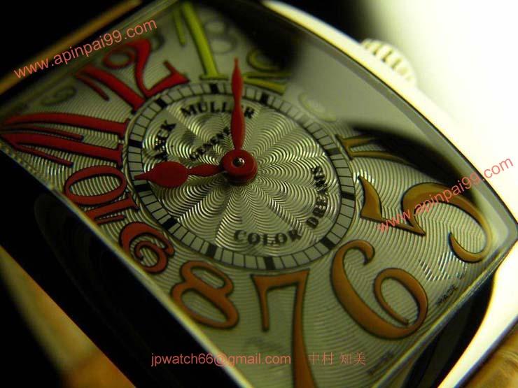 FRANCK MULLER フランクミュラー 時計 偽物 レディース カラードリーム グラデーション 902QZGRADATION