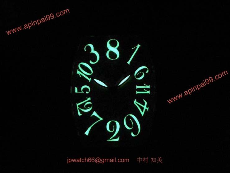 腕時計 コピー FRANCK MULLER フランクミュラー 激安 クレイジーアワーズ 5850CH
