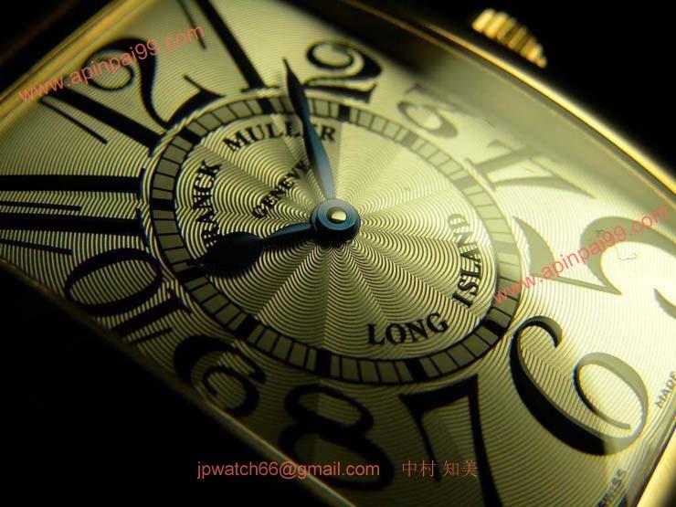 FRANCK MULLER フランクミュラー 偽物時計 ロングアイランド 1000SC 5N