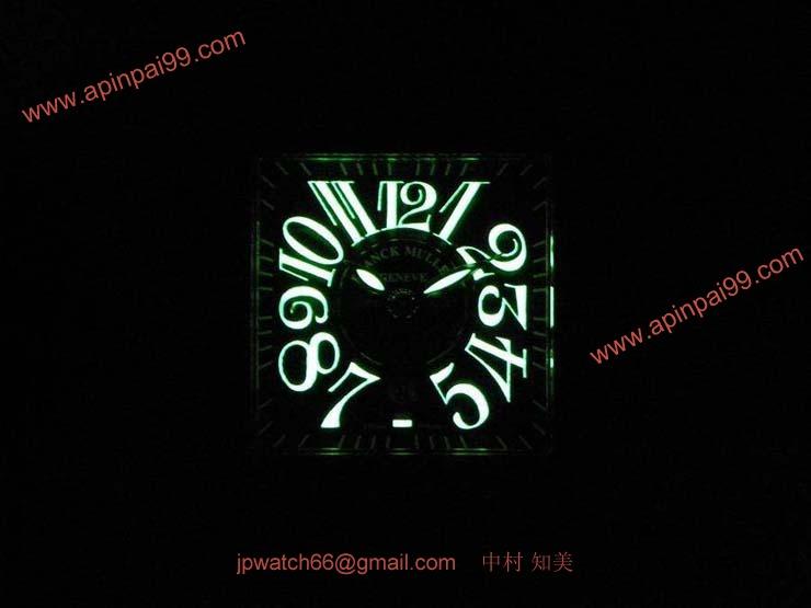 FRANCK MULLER フランクミュラー 時計 偽物 コンキスタドール コルテス レディース 10000LSC_ac