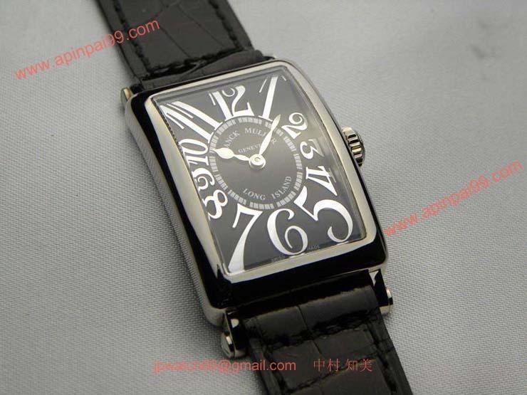 hot sale online f9afd 1de95 フランクミュラー ロングアイランド レディース コピー 腕時計