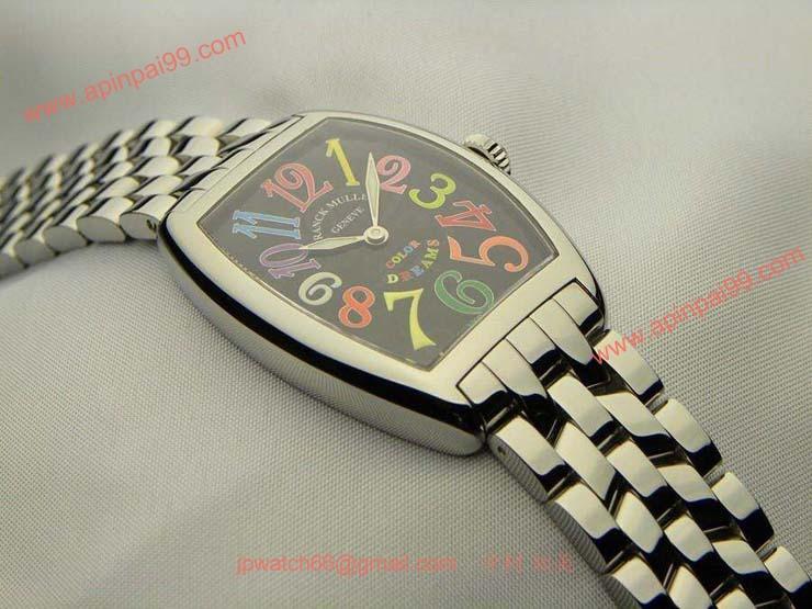 FRANCK MULLER フランクミュラー 時計 偽物 カラードリーム